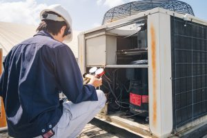 Rundown of Old Heating & Cooling System