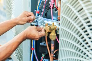 Installed Heating and Cooling System