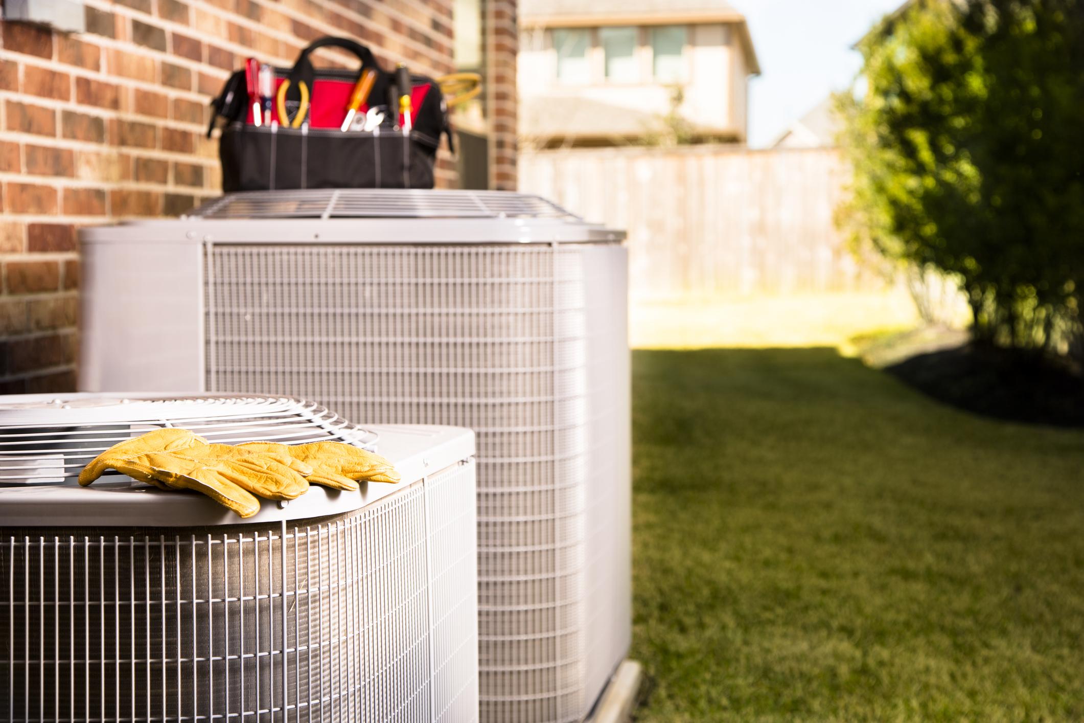 HVAC System for Columbus Winter